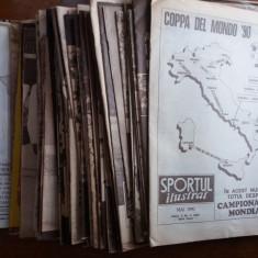Lot 72 reviste Sport si Sportul ilustrat  1972 - 1991 /  C3DP
