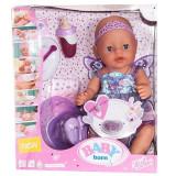Jucarii fetite papusa Baby Born interactiva zana