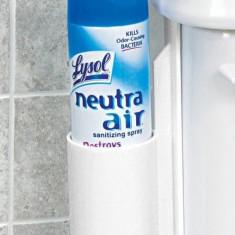 Suport spray odorizant pentru wc - Extinctor Auto