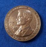 Medalie Aviatie - Traian Vuia - 1981