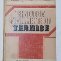 Tehnologia Tratamentelor Termice - colectiv
