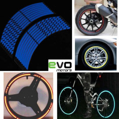 Banda Roti Rimstripes Auto Moto Reflectorizanta 17' jante streaps - Rim streaps - benzi jante Moto
