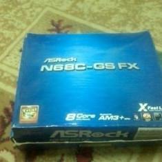 KIT PLACA DE BAZA PC ASROCK N68C-GS FX-- CU PROCESOR+RAMI, Pentru AMD, AM3+, DDR 3