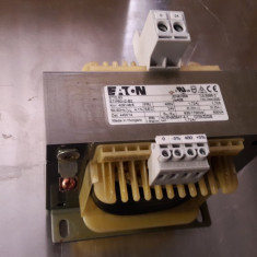 TRANSFORMATOR MONOFAZAT 630VA, CIRCUIT PRIMAR 400V , SECUNDAR 24V