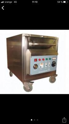 masina de fum gheata carbonica de vanzare foto