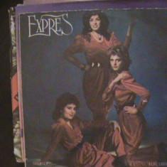 EXPRES - Vino la dans - Muzică dance - Disc pick-up vinil - Muzica Dance electrecord