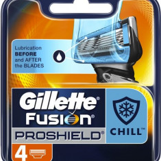 Gillette Power Fusion / Proglide / Proshield - 4rezerve