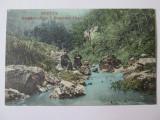 Carte postala Resita/Doman circulata 1908