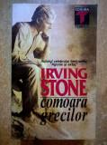 Irving Stone – Comoara grecilor, Irving Stone