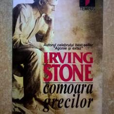 Irving Stone – Comoara grecilor - Roman