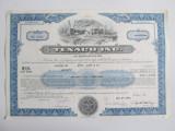 Certificat obligatiuni  25 000 USD la Texaco INC.din 1976 cu scadenta in 2006, America de Nord