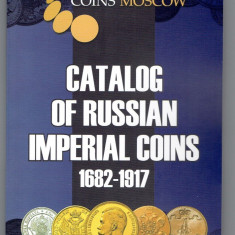 Catalog de Russian Imperial coins 1682-1917