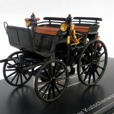 NEO Daimler Kutschenwagen ( primul automobil Mercedes ) 1886  1:43