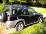 Land Rover Freelander, Benzina, SUV