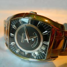 Ceas barbatesc automatic FOSSIL Arkitekt, din otel, Mecanic-Automatic, Inox, Analog, 2000 - prezent