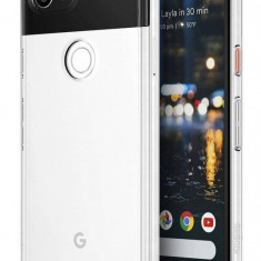 Husa Protectie Spate Ringke Fusion Clear pentru Google Pixel 2 XL - Husa Telefon