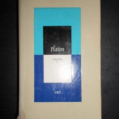 Platon - Opere  volumul 1