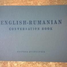 English-Rumanian Conversation Book
