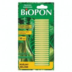 Ingrasamant BIOPON plante verzi sticks 30 pcs