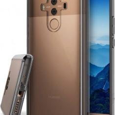 Husa Protectie Spate Ringke Fusion Smoke Black pentru Huawei Mate 10 PRO - Husa Telefon