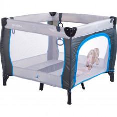 Tarc de joaca Caretero Quadra grey