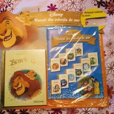 Disney Regele leu (Lion King), carte + revistă, 10 lei - Carte de povesti