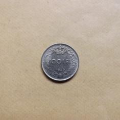 Romania 100 Lei 1944 - MR 2 - Moneda Romania, Nichel
