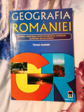 Geografia României pentru admitere și bacalaureat, 195 pagini, 10 lei