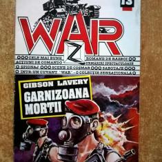 Gibson Lavery - Garnizoana mortii