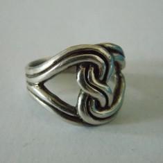 Inel argint vintage -3019