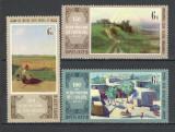 U.R.S.S.1980 Aniversari pictori-Pictura   CU.1020, Nestampilat