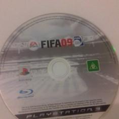 FIFA 09 - PS3 [Second hand] disc - Jocuri PS3, Sporturi, 16+, Multiplayer