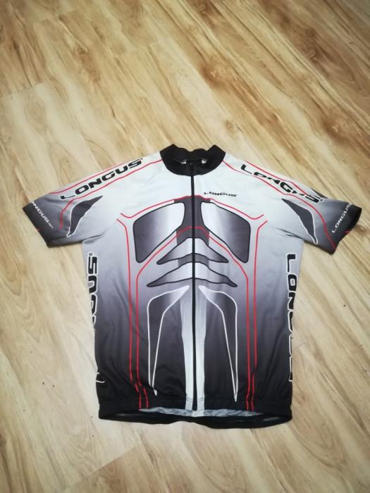 Tricou ciclism Longus