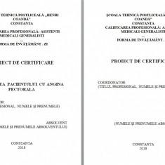 LUCRARE DE LICENTA AMG – INGRIJIREA PACIENTULUI CU ANGINA PECTORALA (2)