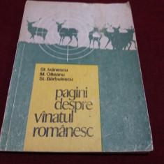 ST IVANESCU - PAGINI DESPRE VANATUL ROMANESC