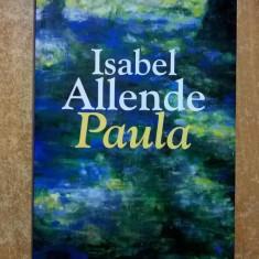 Isabel Allende - Paula {Limba germana} - Carte in germana