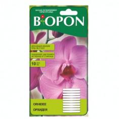 BIOPON ingrasamant orhidee sticks 10 pcs
