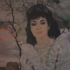 ANGELA SIMILEA - De dragul tău -Muzică ușoară-copertă uzată - Disc pick-up vinil - Muzica Dance electrecord