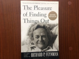 The pleasure of finding things out the best short works of richard p. feynman, Alta editura, 1986