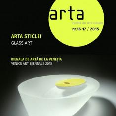 Revista Arta - nr. 16-17 / 2015