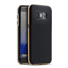 Husa Samsung Galaxy S7 Edge Hybrid IPaky Aurie - Husa Telefon, Gel TPU