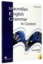 Macmillan English - Grammar In Context Intermediate with Key & CD-ROM foto mare
