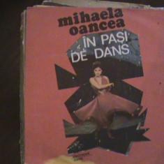 MIHAELA OANCEA - În pași de dans - Muzică ușoară - Disc pick-up vinil - Muzica Dance electrecord