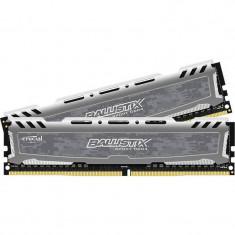 Memorie Crucial Ballistix Sport LT 8GB DDR4 2400 MHz CL16 Dual Channel Kit - Memorie RAM