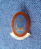 Insigna Participant - Concurs al echipelor artistice - 1953