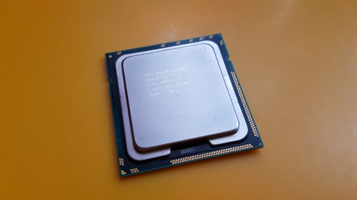 Procesor Quad Intel Core i7-920,2,66Ghz Turbo 2,93Ghz,8MB,Socket 1366 foto mare