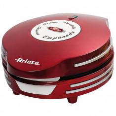Aparat pentru preparat omleta Ariete 182 Led ON/OFF placi antiaderente 700W Rosu