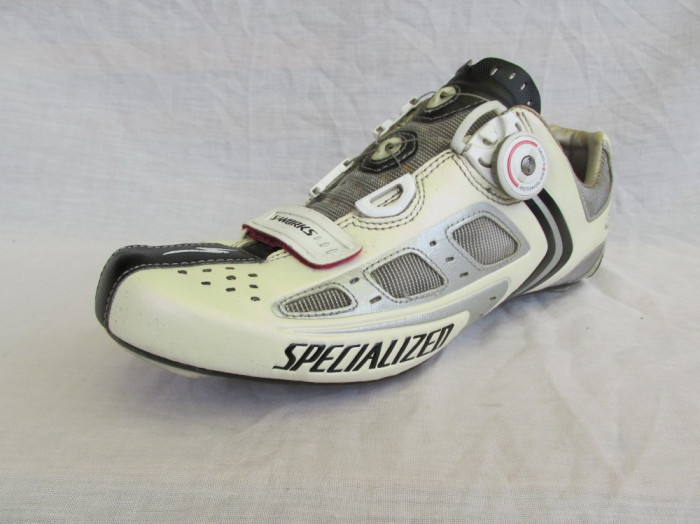 Pantofi ciclism sosea SPECIALIZED S-work SL, marime 42 (27 cm) foto mare