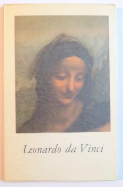 LEONARD de VINCI par ANTONINA VALLENTIN , 1953 foto mare