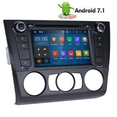 Navigatie Dedicata BMW Seria 1 E81 E82 E88 2004 2011 Android 2G RAM WIFI foto